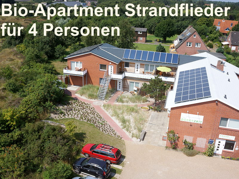 Bio-Apartment Strandflieder