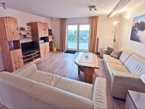 Bio-Apartment Schwarzkiefer in St. Peter-Ording