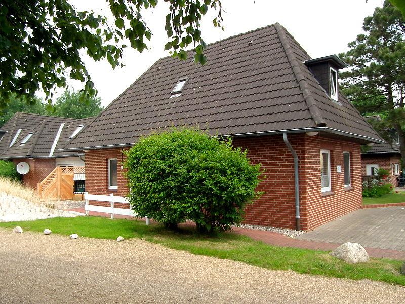 Bio-Ferienhaus Ringelgans in St. Peter-Ording