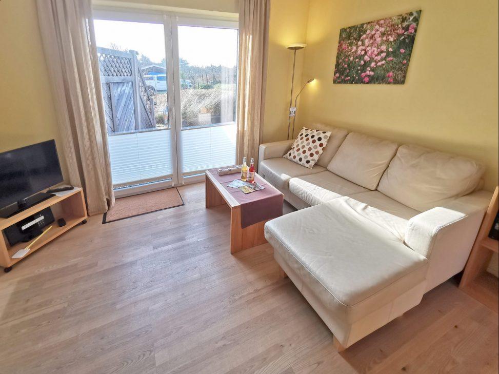 Bio-Apartment Grasnelke in St. Peter-Ording Suederduen